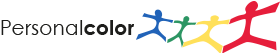Personalcolor Persoonlijkheidsprofiel onderzoek logo